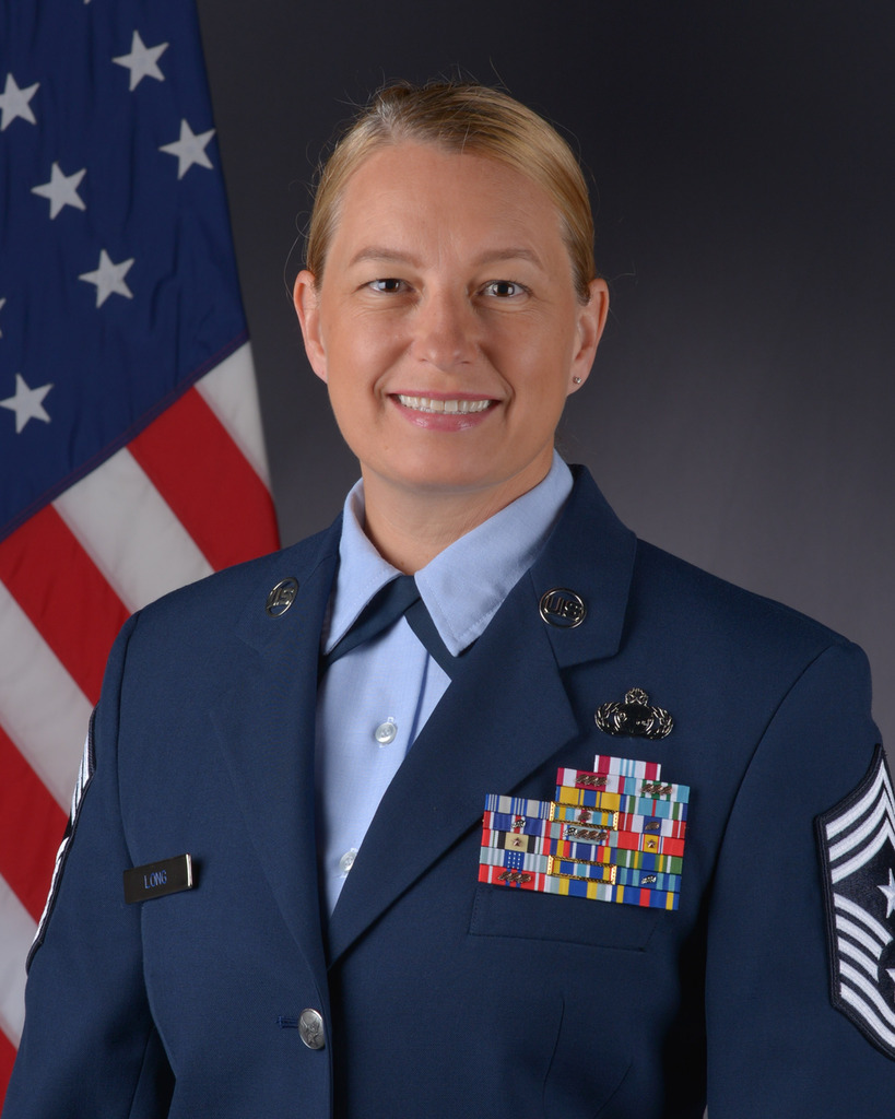 Chief Master Sergeant Amy L. Long