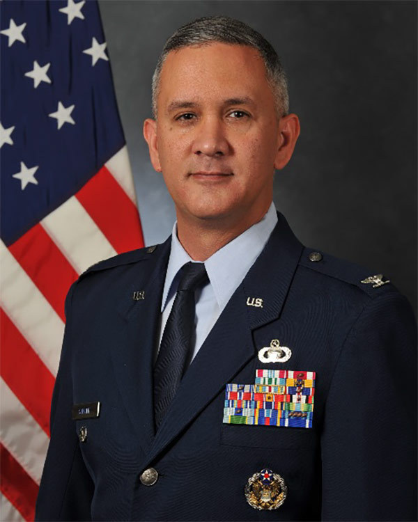 Colonel Michael G. Sawyer