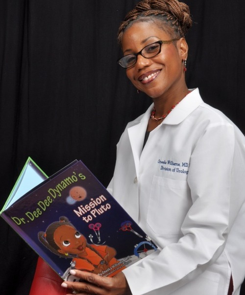 Dr. Oneeka Williams