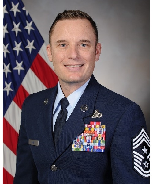 Chief Master Sergeant Scott J. King