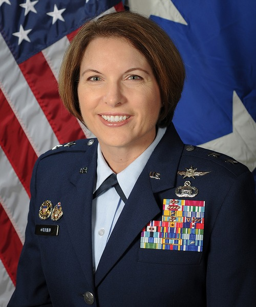 Major General Mary F. O'Brien