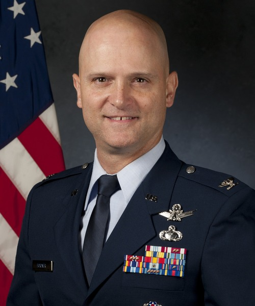 Colonel Ralph E. Bordner III