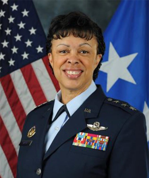 Lieutenant General Stayce D. Harris