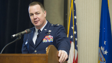 Colonel Steven Gorski, the Commander of the Air Force Technical Applications Center