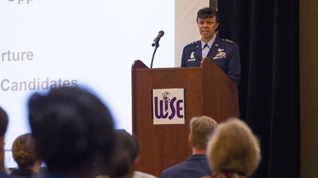 Lieutenant General Stayce Harris, SAF/IG, Air Force Inspector General