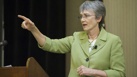 The Honorable Secretary Heather Wilson